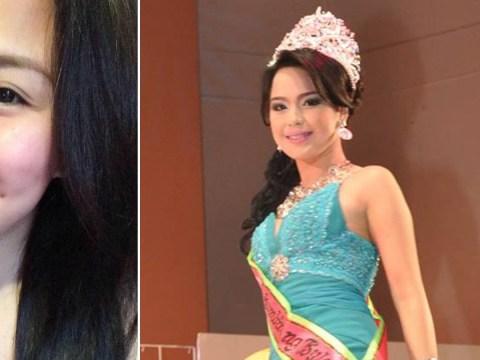 Beauty queen shot dead after answering door to men who brought her flowers