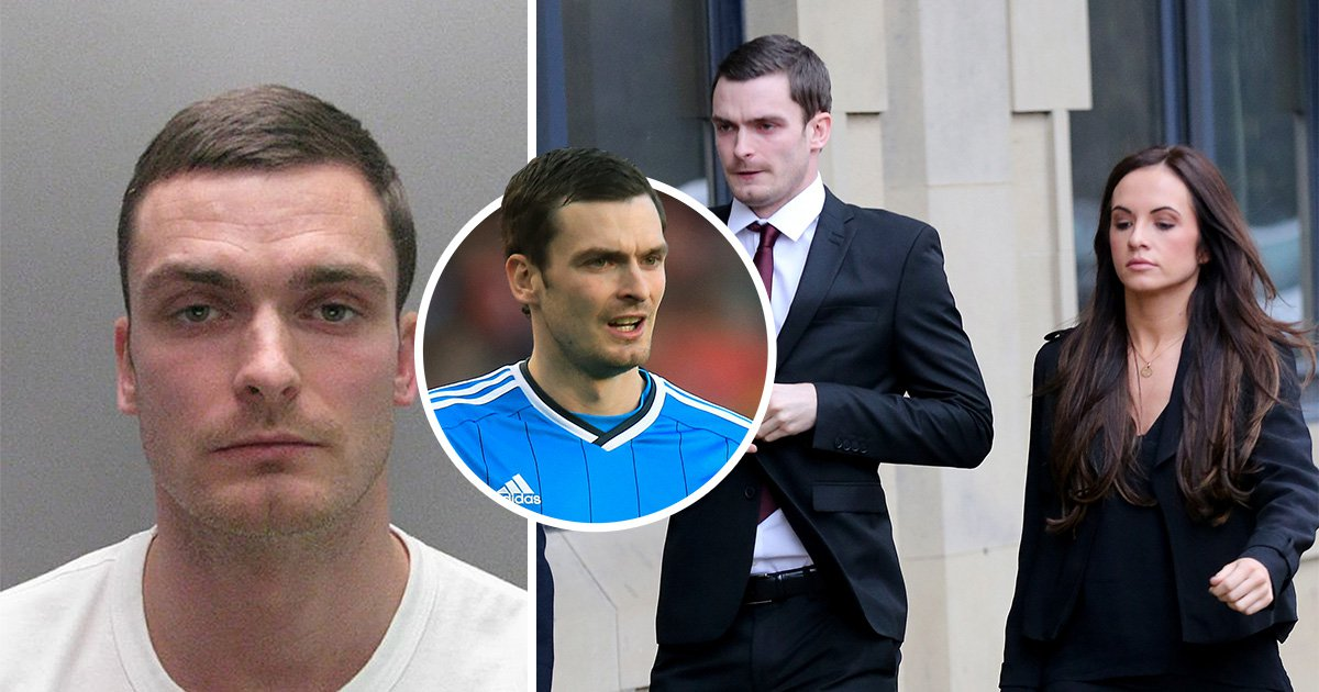 Adam Johnson says he wished he had raped underage girl in sick prison video