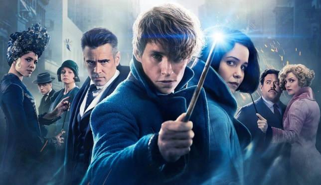 Film: Fantastic Beasts And Where To Find Them (2016)