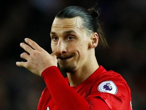 Zlatan Ibrahimovic criticises Marouane Fellaini for 'mistake' in Everton's goal