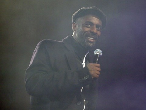 Idris Elba tears into government over housing benefit cuts in scathing speech at Skepta's gig: 'That's f**kery'