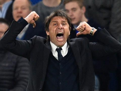 Antonio Conte still claims Chelsea are not the Premier League's best team