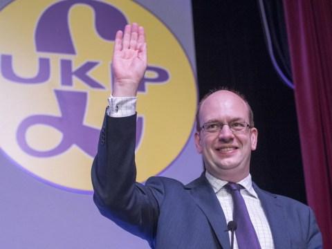 Mark Reckless confirms he has quit UKIP