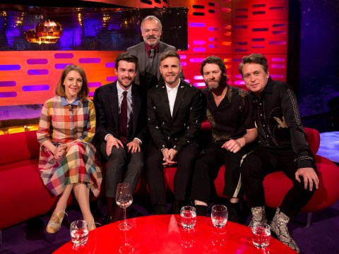 Who is on The Graham Norton Show this week?