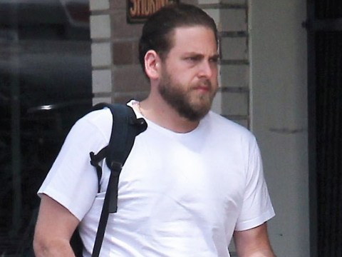 Jonah Hill makes us double-take as he looks unrecognisable in latest snaps