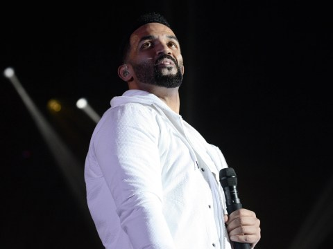 Craig David gets emotional after return to Wembley with a little help from Tinie Tempah and Big Narstie