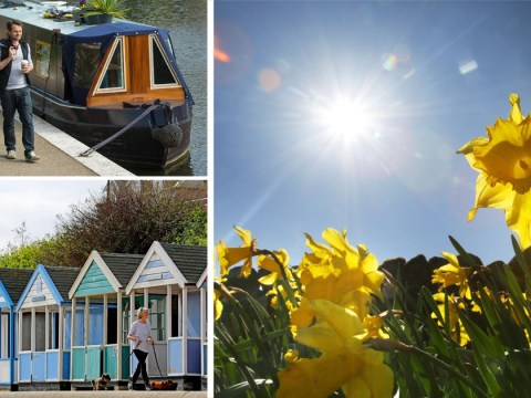 Brace yourselves – tomorrow is going to be the hottest day of the year so far