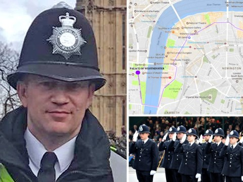 How to pay your respects at funeral procession of Westminster hero PC Keith Palmer