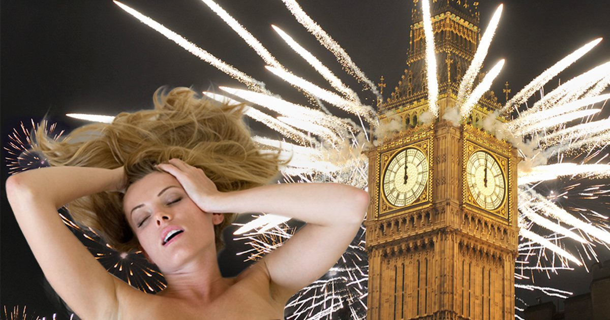 Want to have more orgasms? Move to London