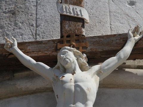 Here's the evidence that Jesus Christ lived and died