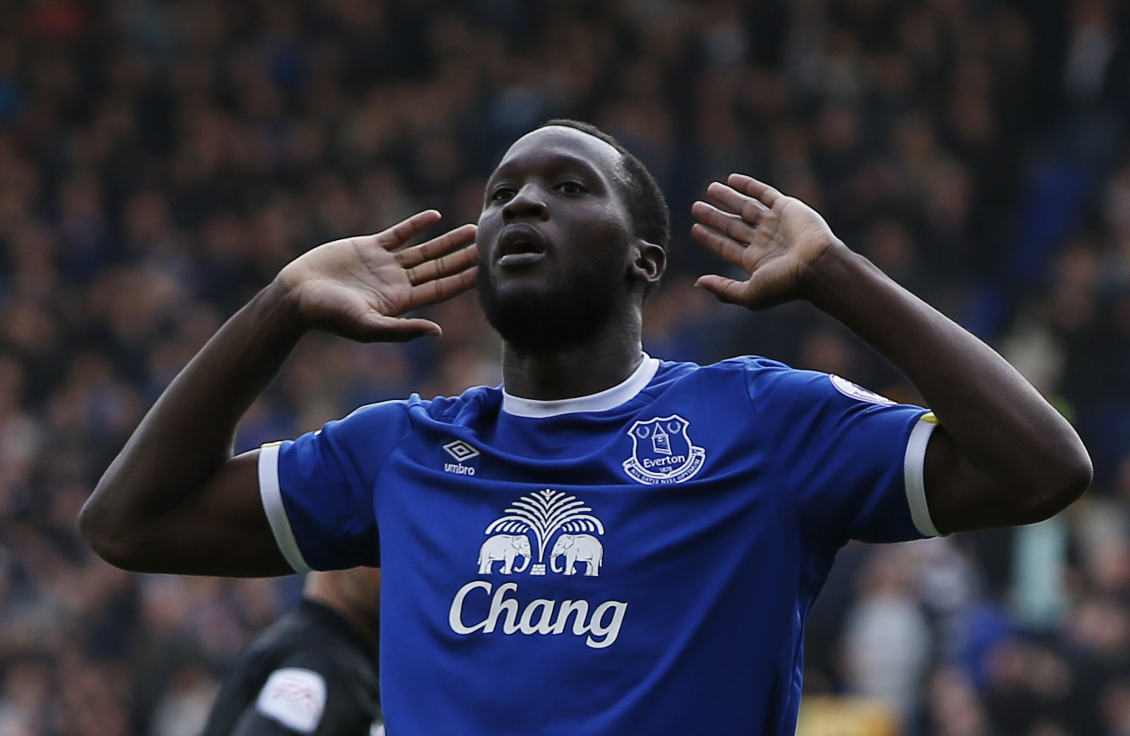 Manchester United confirm deal agreed with Everton to sign Romelu Lukaku