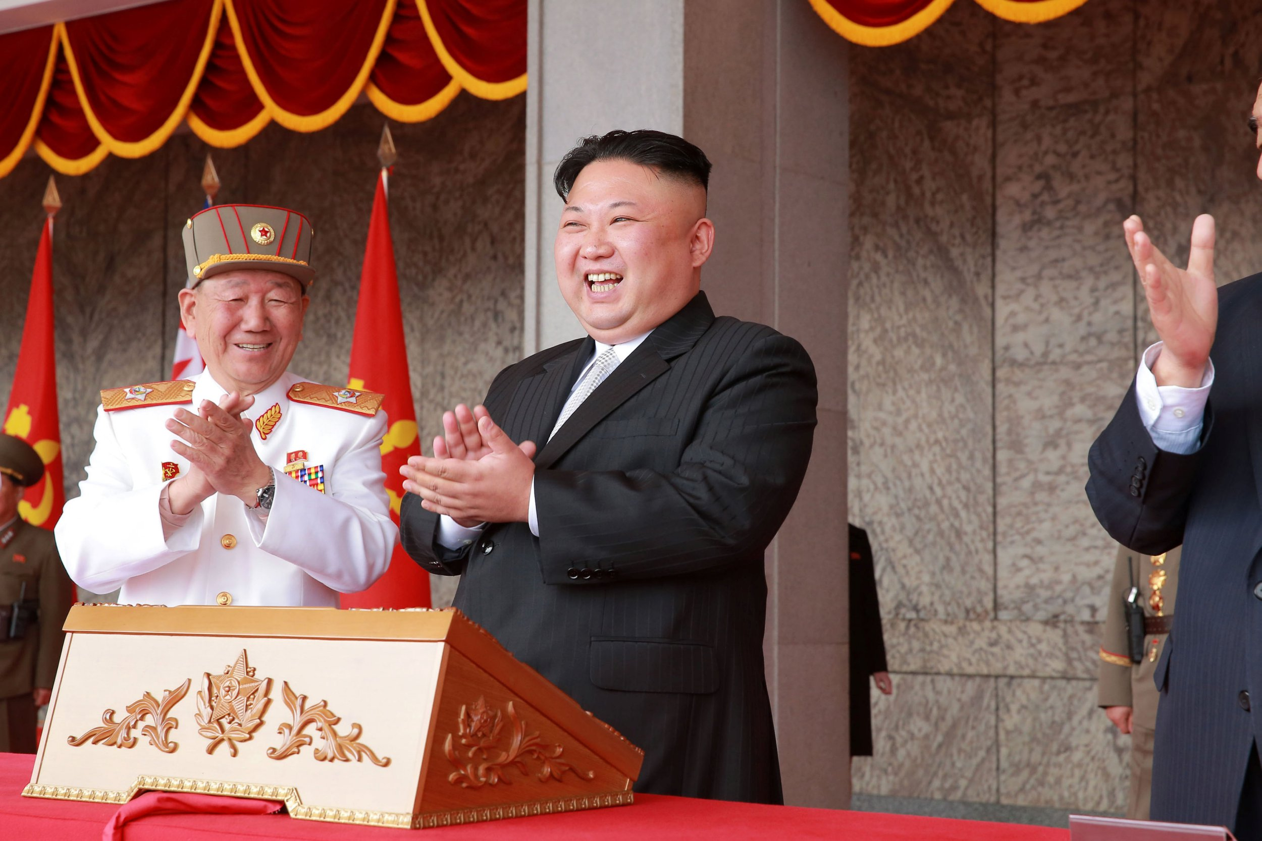 Britain has given millions in foreign aid to North Korea despite nuclear war threats