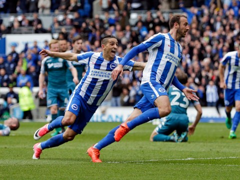 Brighton and Hove Albion promoted to Premier League to end 34-year wait for return to top flight
