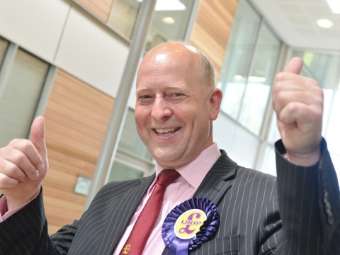 Ukip councillor fined for fraudulently using disabled blue parking badge