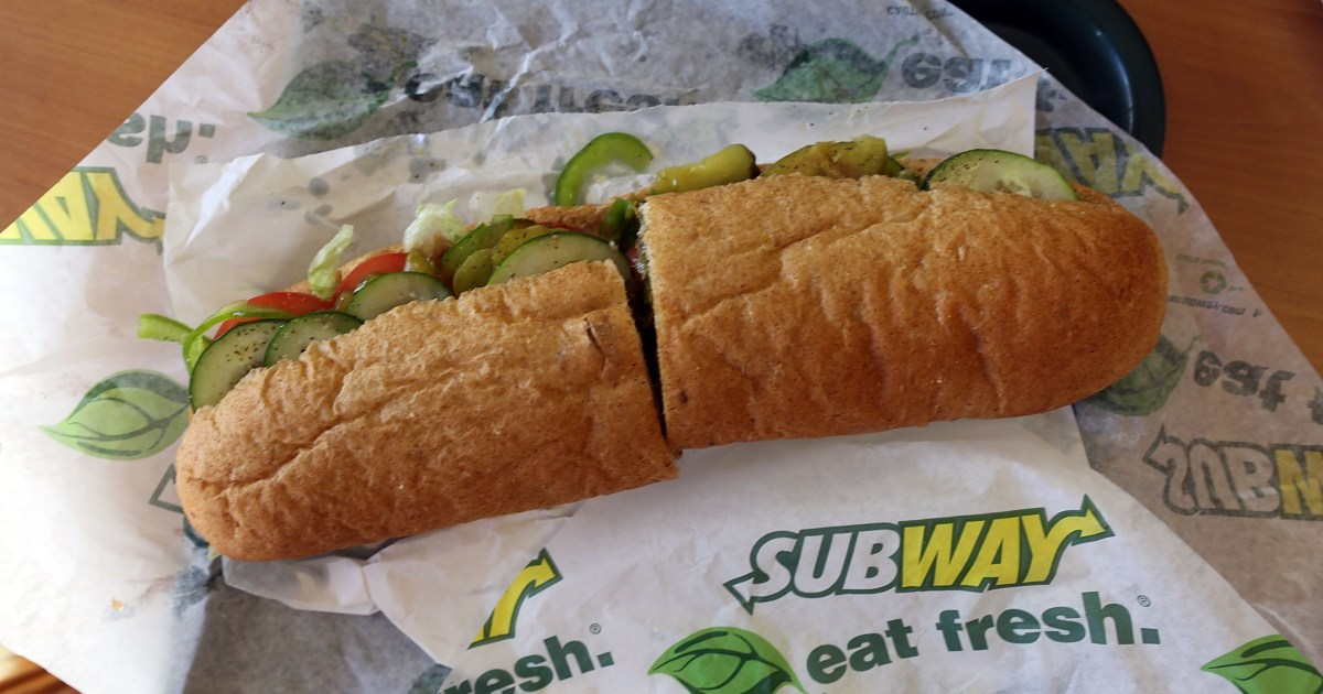 Subway Have Launched Their Own Delivery Service Through