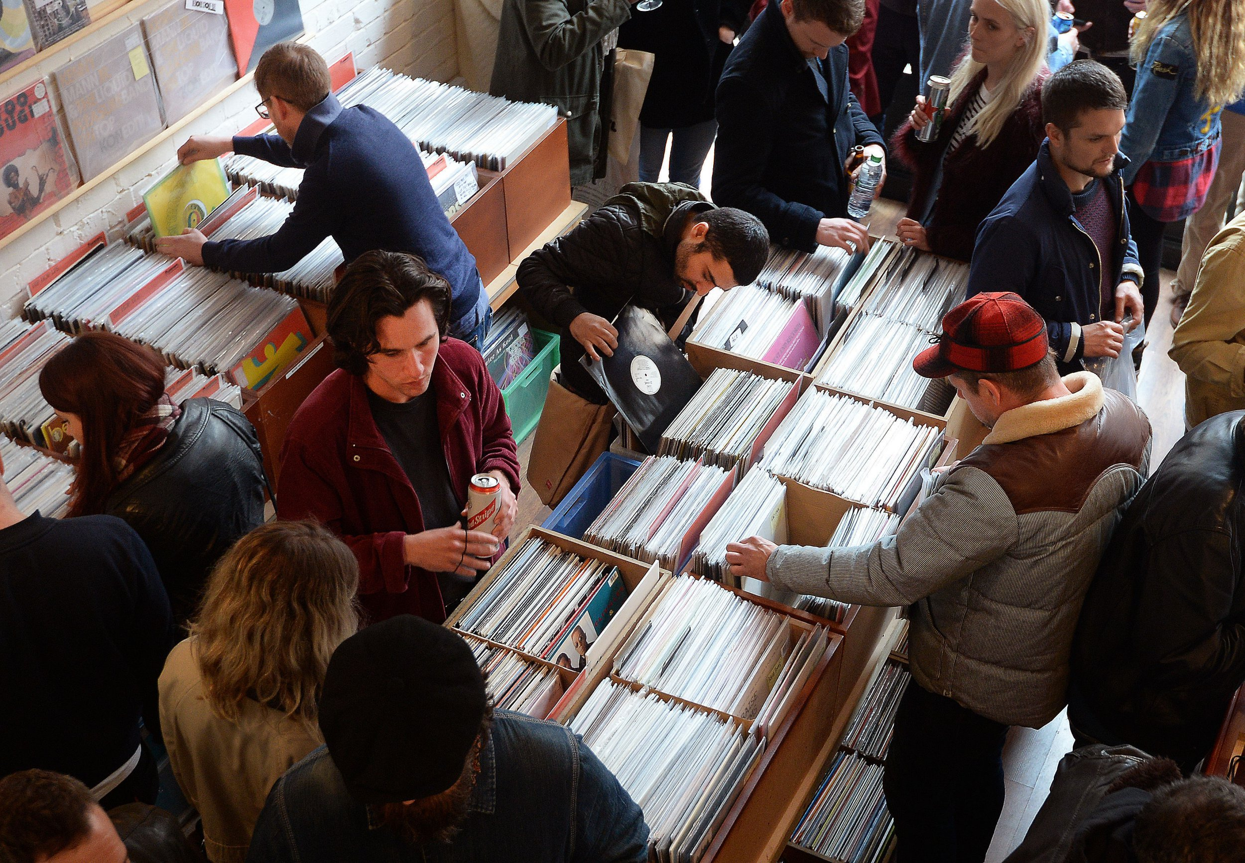 Why Record Store Day has become an important ally for the UK's small record stores