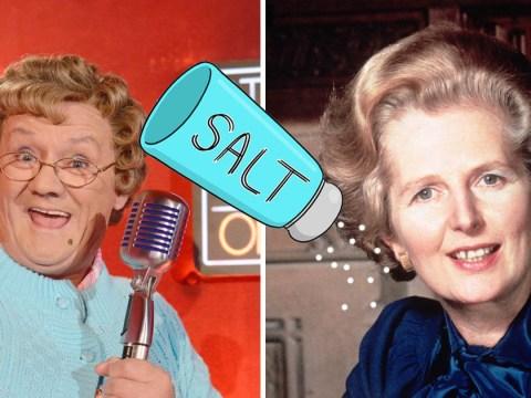 Mrs Brown's Boys star Brendan O'Carroll says he 'almost killed Margaret Thatcher'