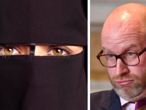 UKIP to pledge to ban the burka in official manifesto