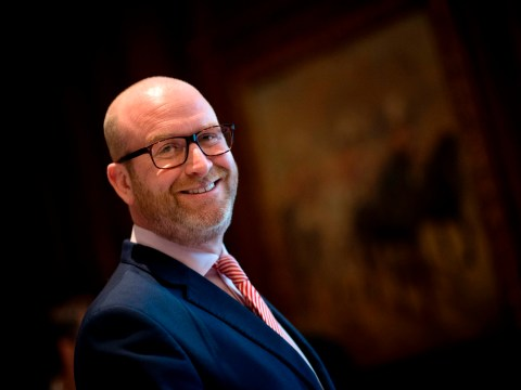 Paul Nuttall will stand for election but won't say where yet