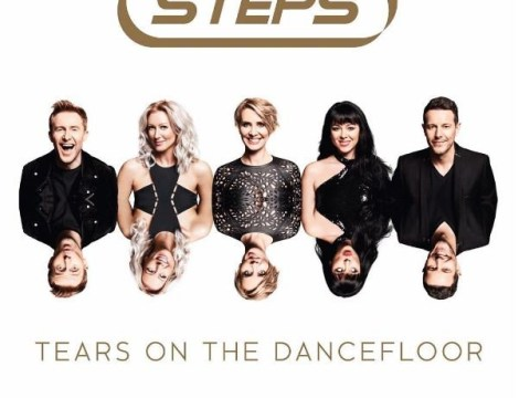 Steps set for first number one in 18 years with Tears On The Dancefloor