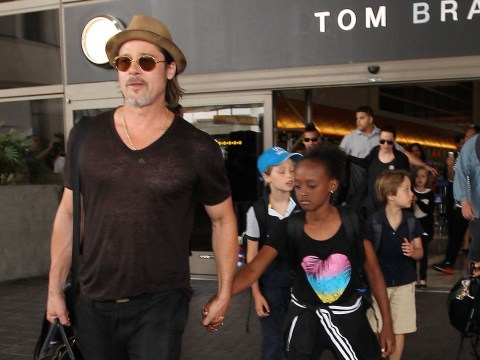 Brad Pitt enjoys first overnight visit with children since he was cleared of abuse allegations