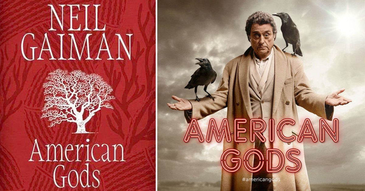 American Gods: Here are the differences between the TV show and Neil Gaiman's book