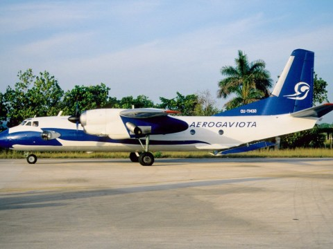 Eight killed after military plane crashes in Cuba