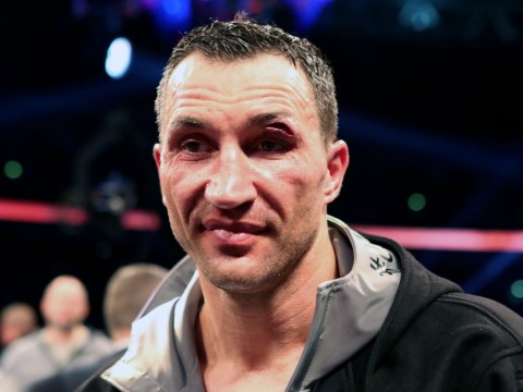 Wladimir Klitschko shows his class with first tweet since defeat to Anthony Joshua