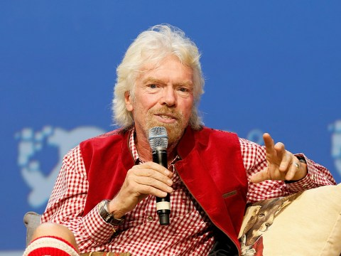 Richard Branson shares his top ten tips for success in life