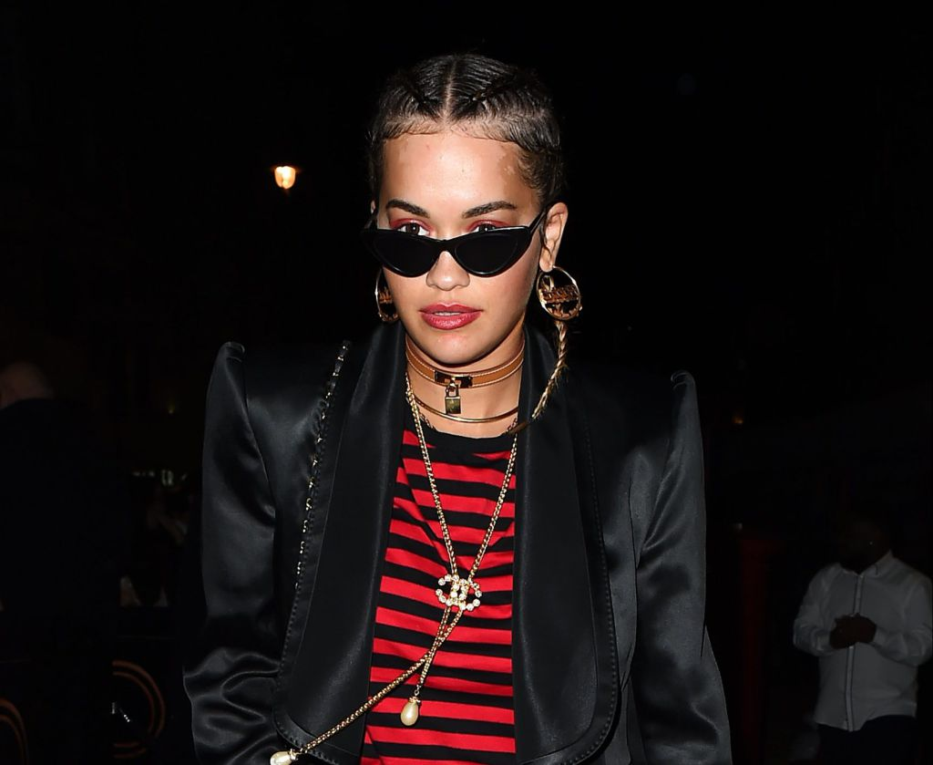 Rita Ora 'made £3 million in 2016' without releasing a single song