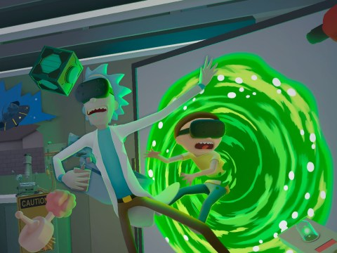 Rick And Morty: Virtual Rick-ality is a lesson in playful fan service