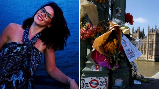 London terror attack victim died after being knocked into Thames, inquest reveals
