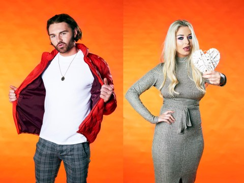 Fuming First Dates viewers don't believe bricklayer-turned-model Frankie was the real deal