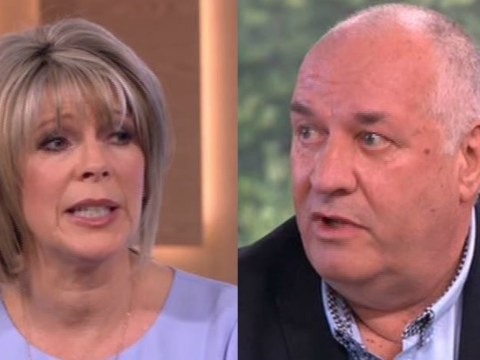 This Morning viewers accuse Ruth Langsford of 'brutal' interrogation of 'Fast Eddie' Maher