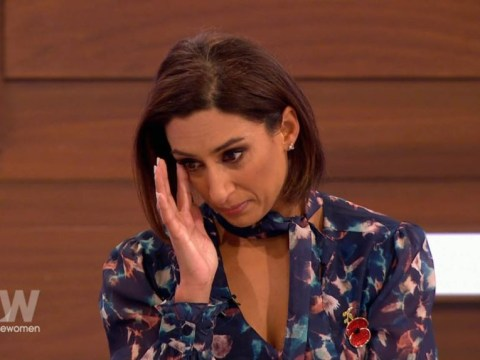 Loose Women's Saira Khan says childhood abuse left her 'ashamed of her curves'