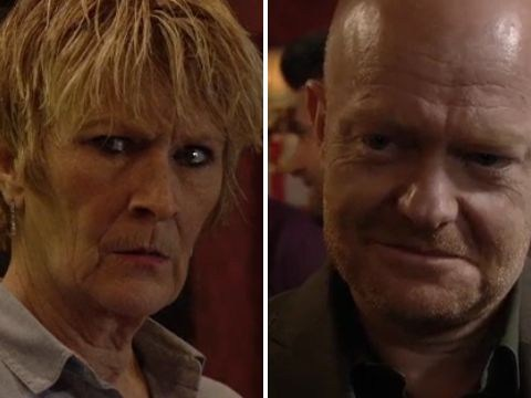 EastEnders spoilers: Shirley Carter discovers the truth about Max Branning's secret revenge plan?