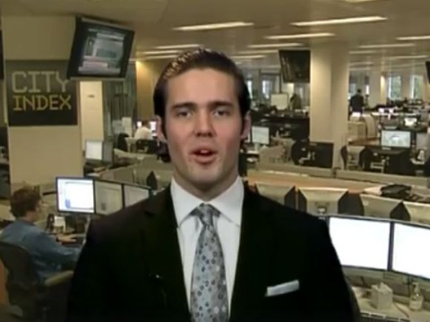 Watch Made In Chelsea's Spencer Matthews' seriously cringe first attempt at reporting news