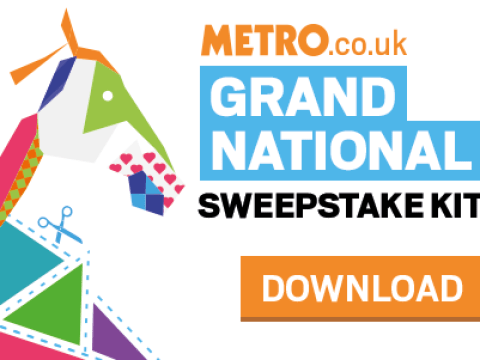 Grand National sweepstake kit 2017: Download and print Metro.co.uk's free cut-out guide