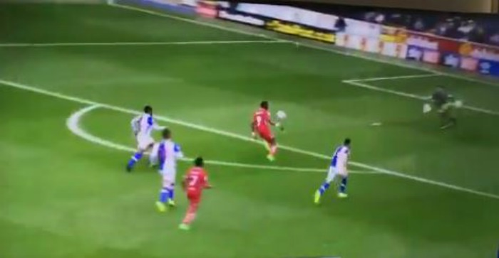 Chelsea loanee Tammy Abraham sends message to Antonio Conte with outrageous Bristol City goal