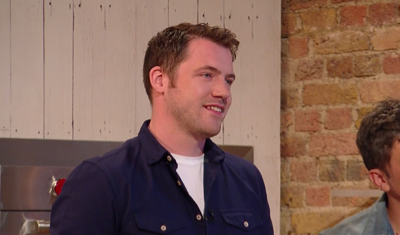 Saturday Kitchen viewers loved new chef Tommy Banks who was branded 'quite a dish'