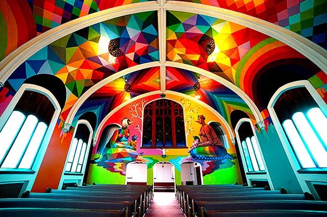 Cannabis church