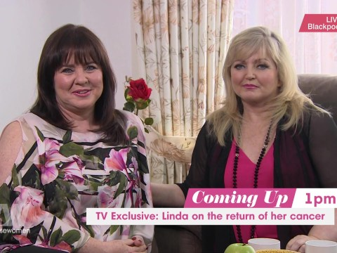 Linda Nolan tells Loose Women she's made a bucket list as she fights incurable cancer
