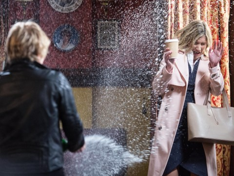 EastEnders spoilers: Lisa Faulkner debuts tonight as Fi Browning arrives as part of Max Branning's plan against the Carters