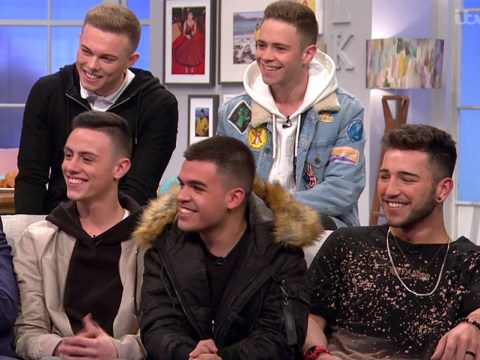Former X Factor hopefuls Yes Lad tipped to be the next Take That as they release debut single