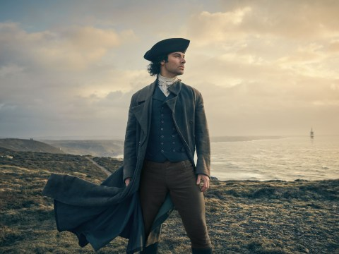 Poldark's Aidan Turner used to be an amateur dancer but 'can't stand' Strictly Come Dancing