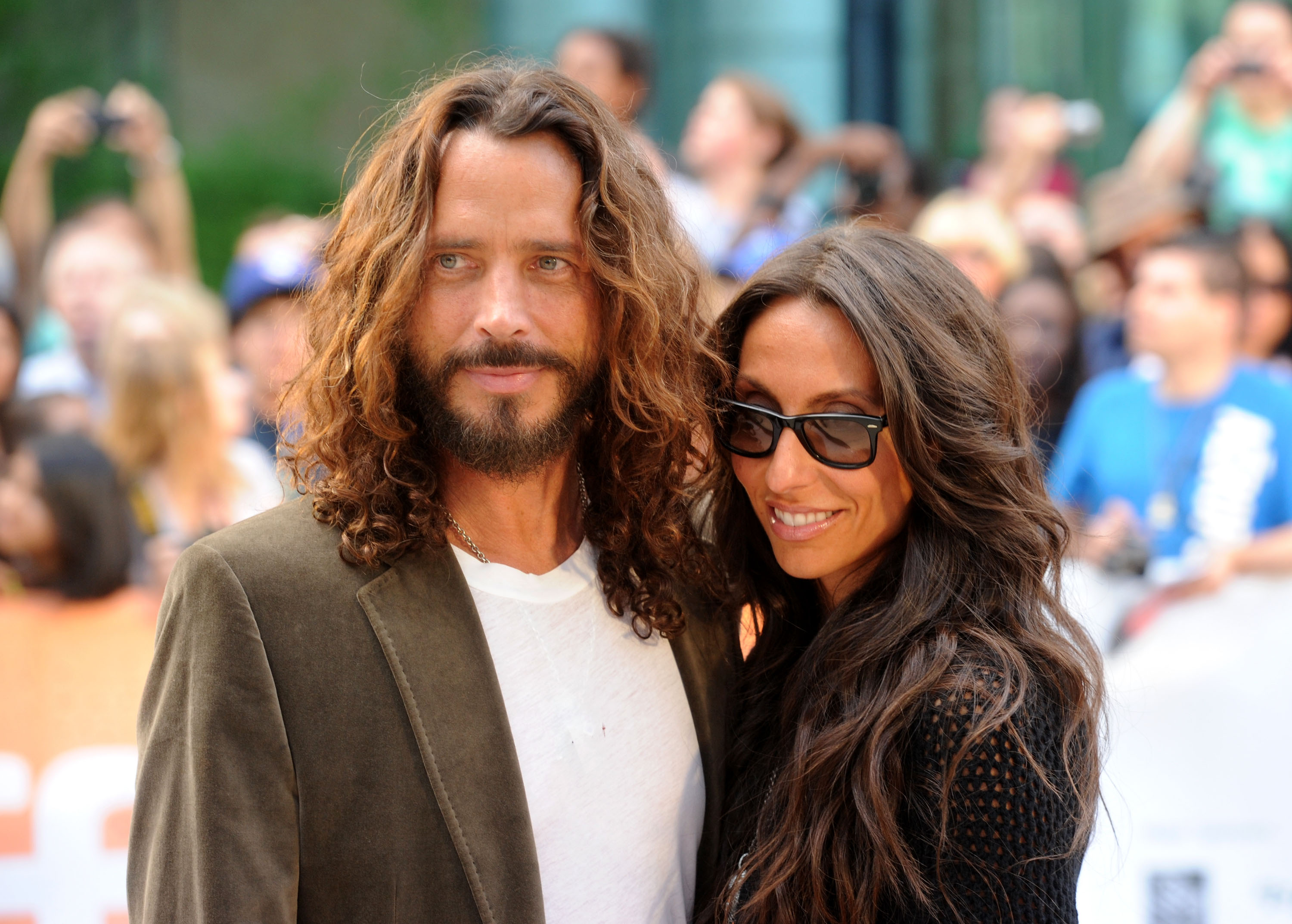 Chris Cornell's widow says she's 'heartbroken' following toxicology report showing prescription drugs in his system