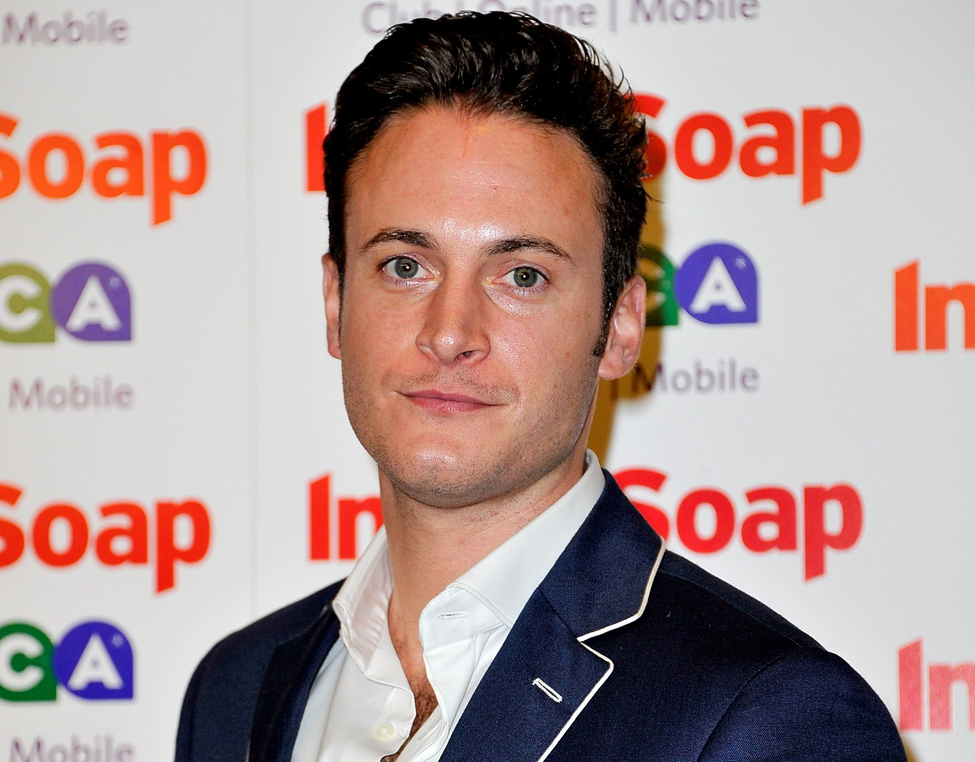 Gary Lucy is coming back to Hollyoaks as Luke Morgan 15 years later