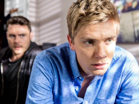 Emmerdale spoilers: Big drama for Robert Sugden as he causes a character exit and reunites with Aaron Dingle