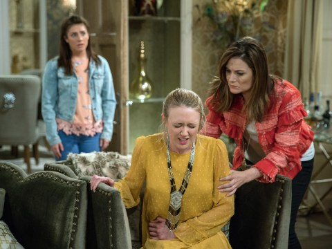 Emmerdale spoilers: Baby tragedy as Rebecca White suffers a miscarriage?