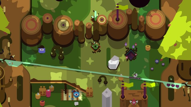 TumbleSeed (PS4) - it grows on you